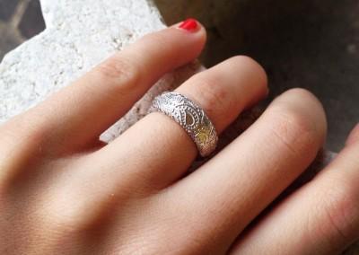Anello Decò. / Decò ring.